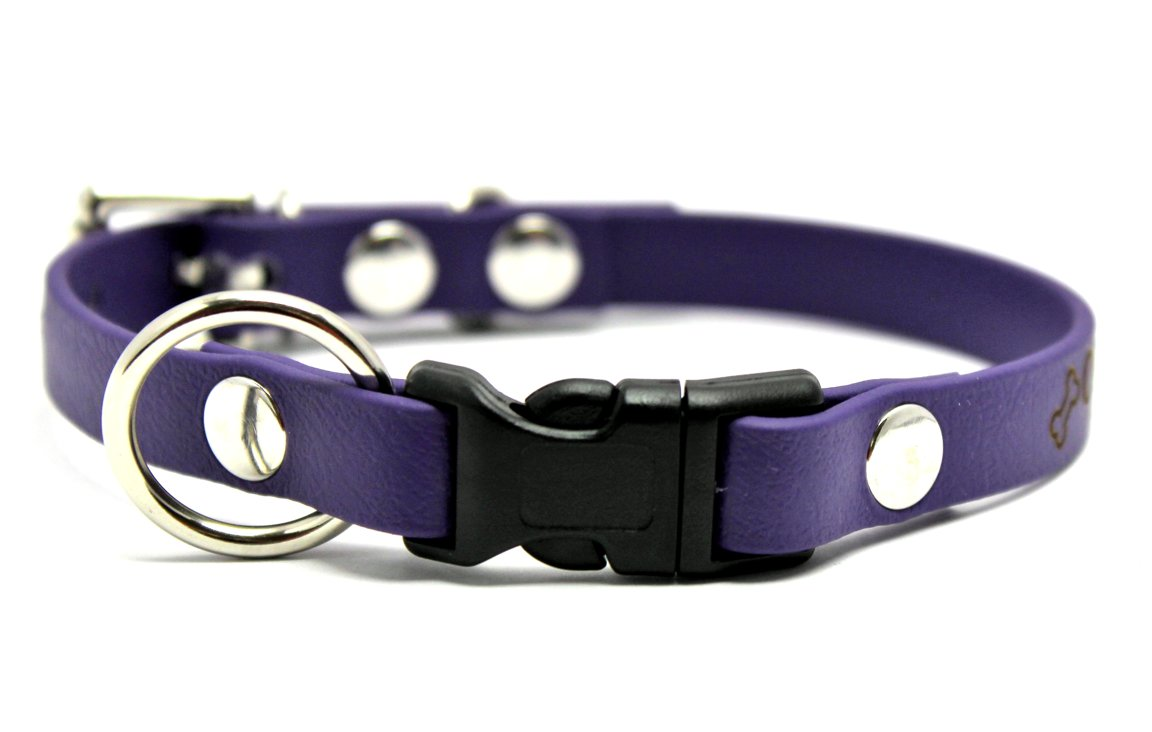 Dog collars Combo 1, width 1.2 cm